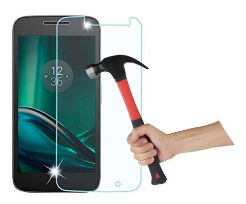 Protector Vidrio Templado Motorola G4 Play Freecellshop