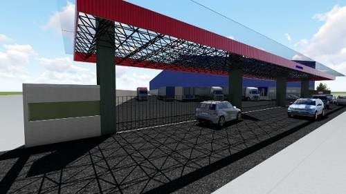 Nave Industrial Nueva En Renta, Av Las Partidas / Estado De México