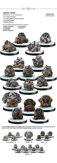 Minis De Metal Cutimals, Tipo D&d Y Blood Bowl