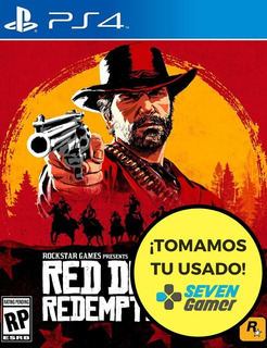 Red Dead Redemption 2 Ps4 Juego Fisico Sellado Sevengamer
