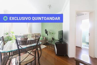 Apartamento No 11º Andar Mobiliado Com 2 Dormitórios E 1 Garagem - Id: 892909985 - 209985