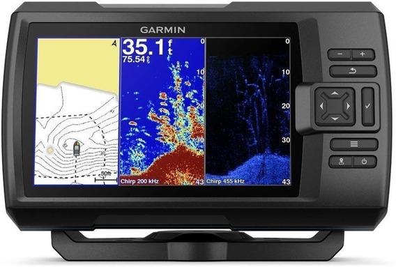 Gps/sonar Garmin Striker Plus 7cv Por Encomenda