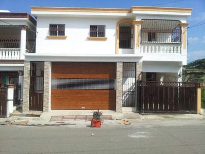 Casa En Renta En Villa Elena Santiago