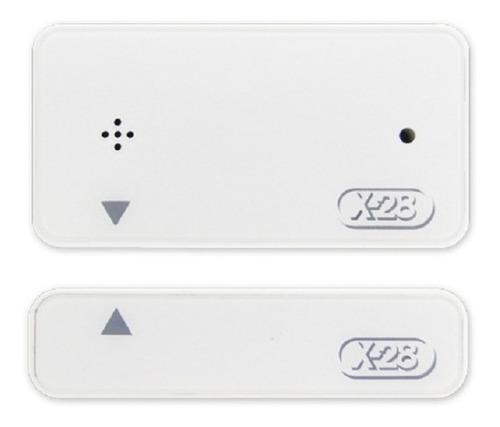 Imagen 1 de 4 de Sensor Magnetico Inalambrico Apertura Smagb W X28 Alarmas
