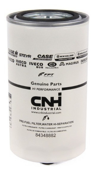 Filtro De Combustível - Pn 84348882 - Case