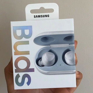 Auricular Samsung Buds Original Blanco Local En Ramos Mejia