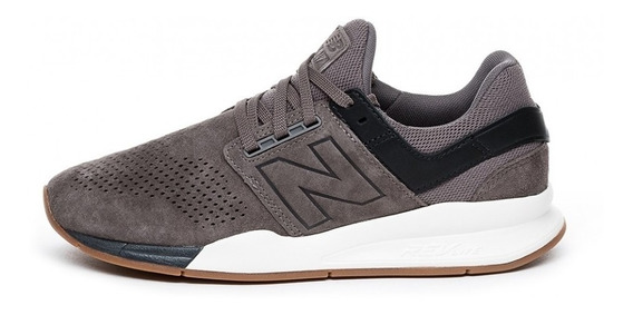 Tênis New Balance 247 Lux Dark Grey Masculino Ms247lg