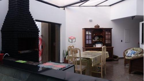 Imagem 1 de 22 de Sobrado À Venda, 3 Quartos, 1 Suíte, 4 Vagas, São Caetano - São Caetano Do Sul/sp - 91000