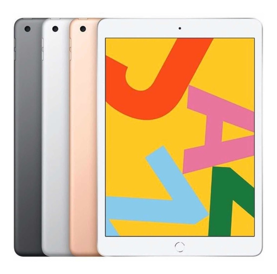 New iPad 7 32gb Tela 10.2 Wi-fi Original Lancamento