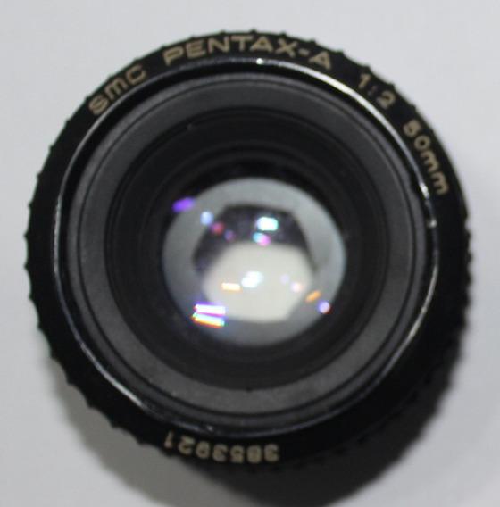 Lente Para Pentax/vivitar Zoom 35-70mm 1:3.5 50/1:2 27183921