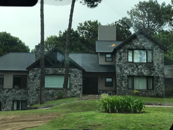 Alquiler Casa En Pinamar Norte