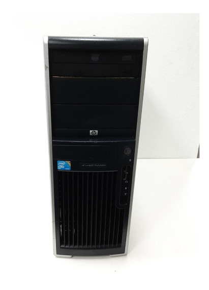 Servidor Computador Gamer Hp Xw4600 Quadcore 8gb Ram Top