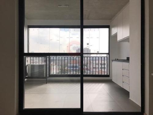 Imagem 1 de 11 de Apartamento Para Locação Em São Paulo, Bom Retiro, 1 Dormitório, 1 Banheiro, 1 Vaga - Apmc0371_2-1156457