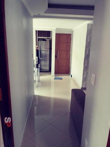 Imagem 1 de 5 de Apartamento Para Venda Com 54 M² | Jardim Castelo| São Paulo Sp - Ap293607v