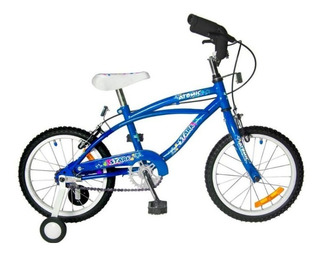 Bicicleta Atomic (stark) Rod 16. Color Azul
