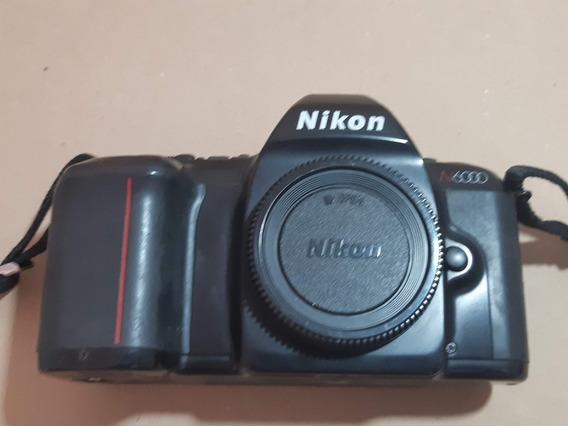 Camera Antiga Nikon N6000