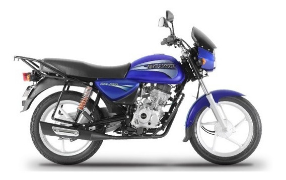 Bajaj Boxer Bm 150 Cc! Start Motos 32