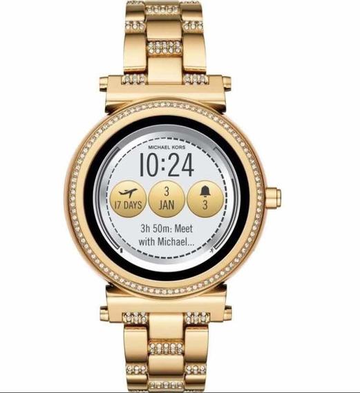 Relógio Michael Kors Acces Digital Original Novo