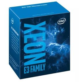 Processador Xeon E3 Lga 1151 Quad Core E3-122v6 3.00ghz