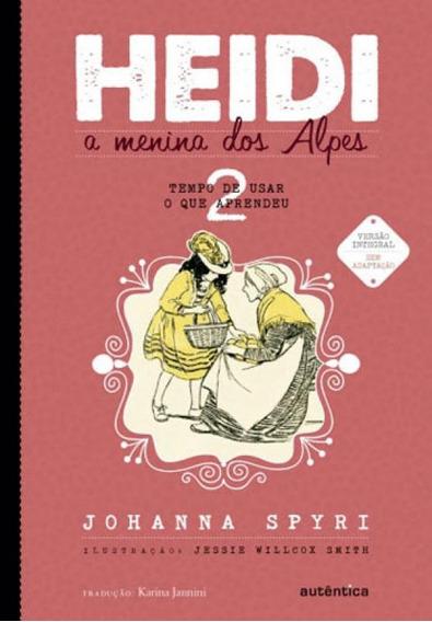 Heidi A Menina Dos Alpes - Vol. 2
