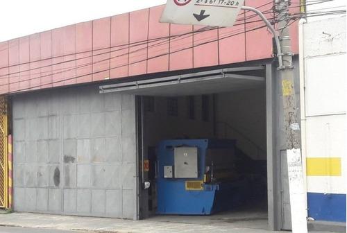 Galpao Para Locação - Av. Eng. Caetano Alvares Casa Verde - 733,33 M² Construída - Mi83105
