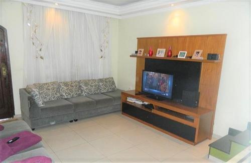 Imagem 1 de 20 de Sobrado Na Vila Formosa Com 4 Dorms Sendo 1 Suíte, 2 Vagas, 300m² - So0699