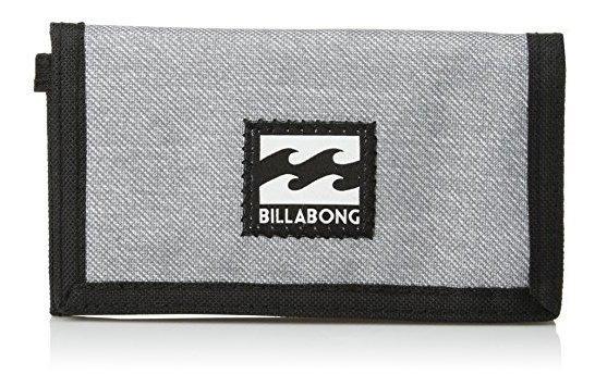 Billabong Men S Classic Tri-fold Wallet
