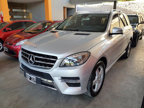 Mercedes Benz Ml 350 Blueefficiency // Año 2014 // Impecable
