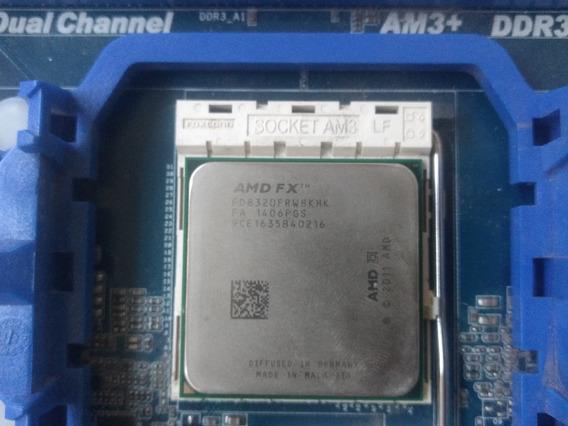 Processador Fx 8320 Octa-core 3.5ghz