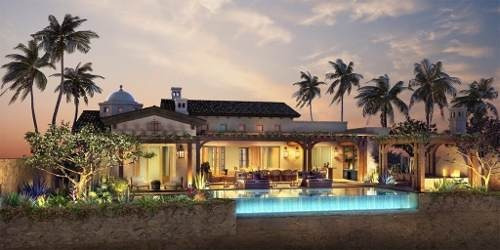 Amazing Hacienda By The Beach At The Grand Playa Grande Golf And Tennis Resort