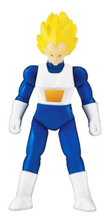 Muñeco Dragon Ball Combate 7 Cm Vegeta
