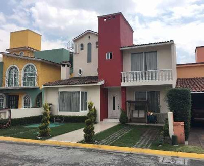 Casa En Venta En Toluca,