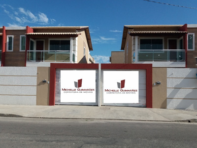 Casas Duplex Independentes A Venda Na Rua Niterói No Bairro Jardim Marilea - 441 - 32896177