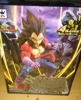 Figura De Vegeta Fase 4, Dragon Ball Gt,