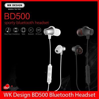 Wk Design Bd500 Fone De Ouvido Bluetooth
