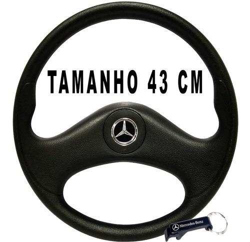 Volante De Caminhão Mb Mercedes Benz Mb 2831 Hpn 43cm
