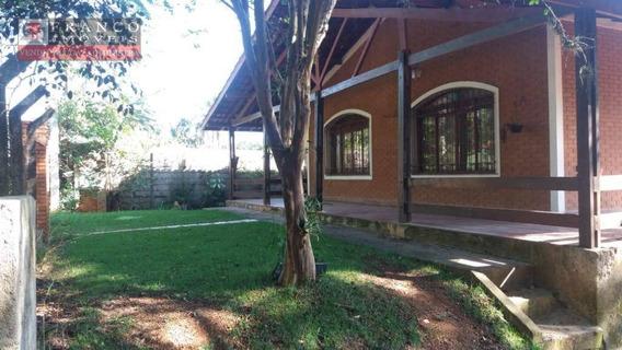 Chácara Com 3 Dormitórios À Venda, 1000 M² Por R$ 550.000,00 - Vale Verde - Valinhos/sp - Ch0043