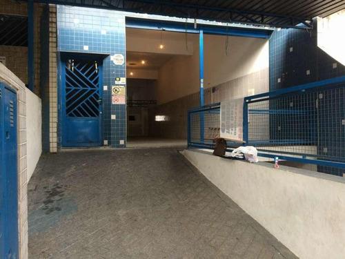 Salão Comercial, Anchieta, São Bernardo Do Campo. - Sl0022