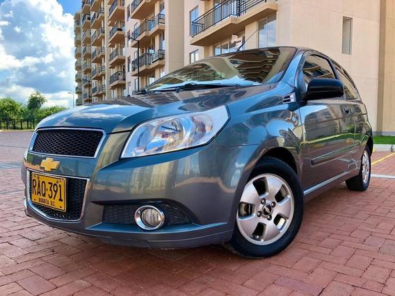 Chevrolet Aveo Emotion Gti 1.6 Mt Aa Fe