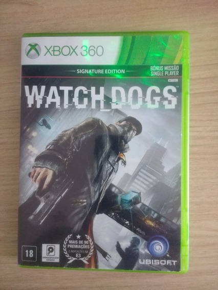 Watch Dogs Para Xbox 360 Original