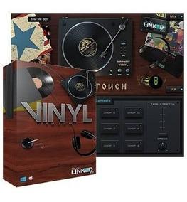 Library Kontakt (vinyl Touch)