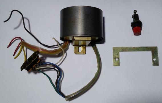 Transformador ( Trafo ) Completo Do Tape Deck Cd2020 Cce