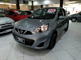 Nissan March 1.0 S 2018 Flex