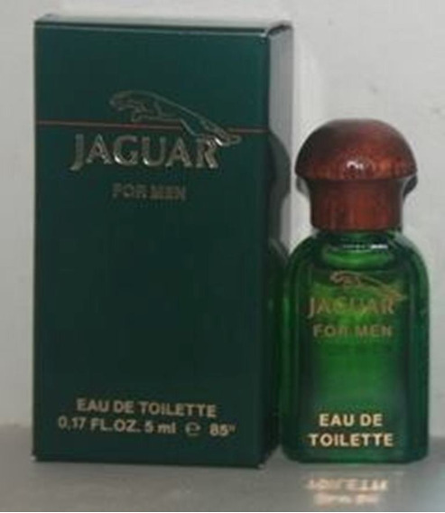 Miniatura De Perfume: Jaguar - Jaguar For Men - 5 Ml - Edt