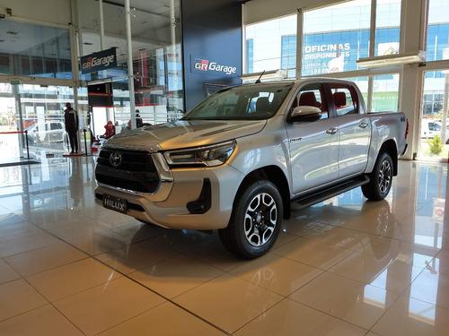 Plan Toyota Hilux 100%