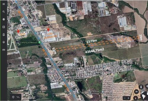 Terreno À Venda, 5000 M² Por R$ 5.249.370,00 - Canivete - Linhares/es - Te0328