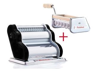 Pastalinda Clásica Negra Original + Accesorio Raviolera