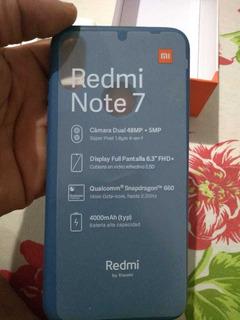 Xiaomi Note 7 Azul