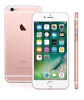 iPhone 6s Ouro Rosa, Mn122br/a, Tela De 4.7 , 32gb, 12mp