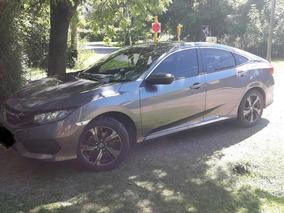Honda Civic 2.0 Ex 2017